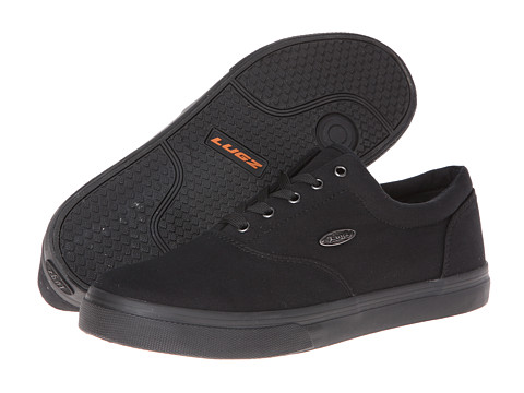 Incaltaminte Barbati Lugz Vet Black Canvas