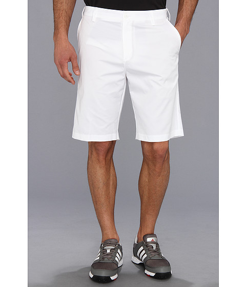 Imbracaminte Barbati adidas Golf Flat Front Tech Short '16 White