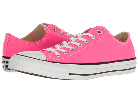 Incaltaminte Femei Converse Chuck Taylor All Star Seasonal Ox Pink Pow