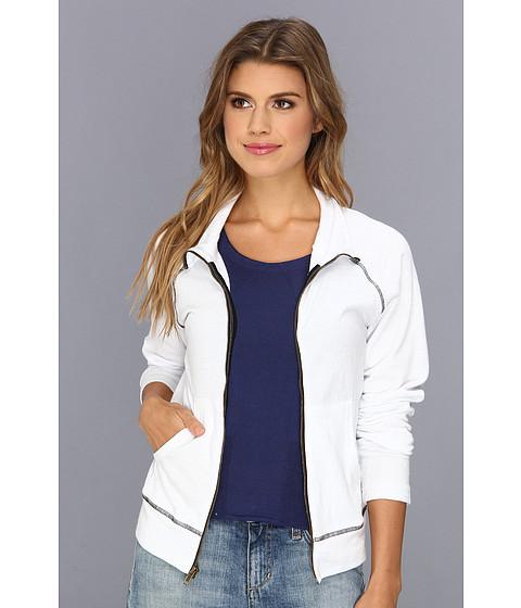 Imbracaminte Femei Free People MVP Track Jacket White