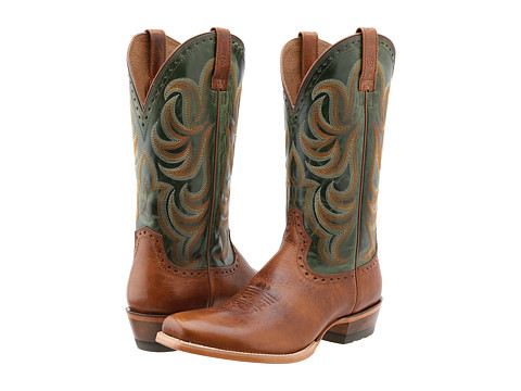 Incaltaminte Barbati Ariat Turnback Weathered BuckskinWeathered Brown