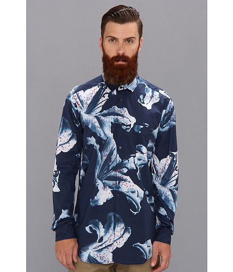 Imbracaminte Barbati Diesel Sulpher Shirt MidnightBlue