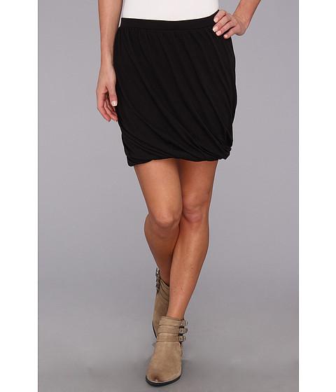 Imbracaminte Femei Free People Twisted Bubble Skirt Black Combo