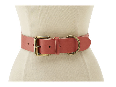 Accesorii Barbati Cole Haan Anderson Belt Red