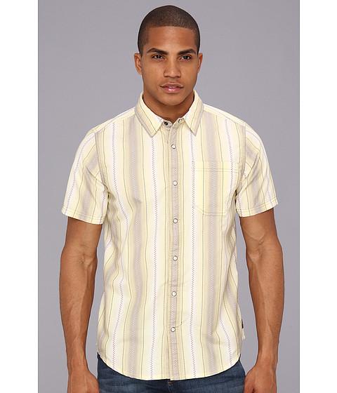 Imbracaminte Barbati Prana SS Cozumel Shirt Khaki