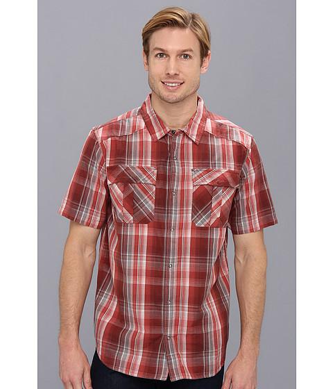Imbracaminte Barbati Prana SS Midas Shirt Raisin