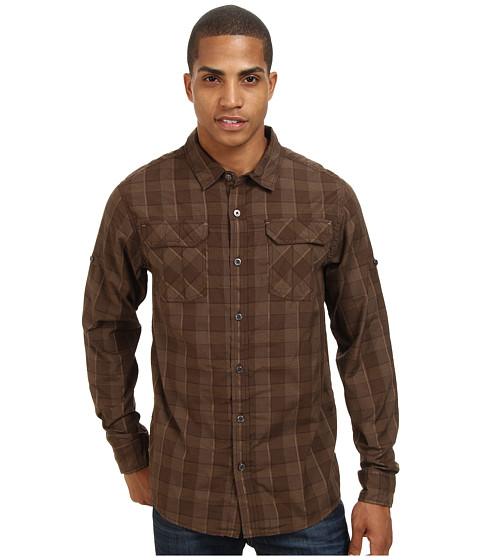 Imbracaminte Barbati Prana Terrain Shirt Brown