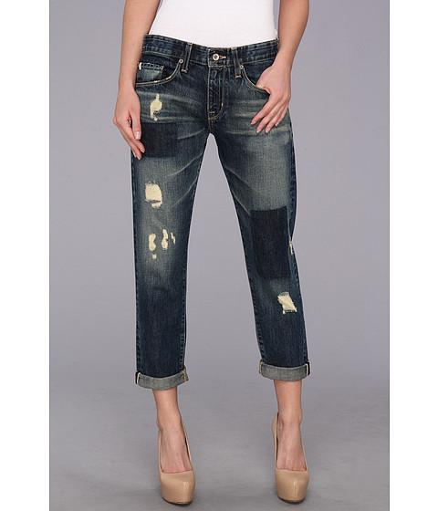 Imbracaminte Femei Big Star Billie Slouchy Skinny Crop Jean in 14 Year Maricopa 14 Year Maricopa