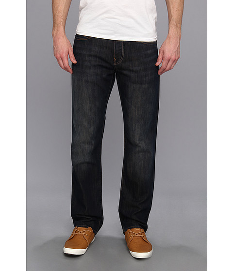 Imbracaminte Barbati Mavi Jeans Myles Mid-Rise Straight Leg in Dark Yaletown Dale Yaletown