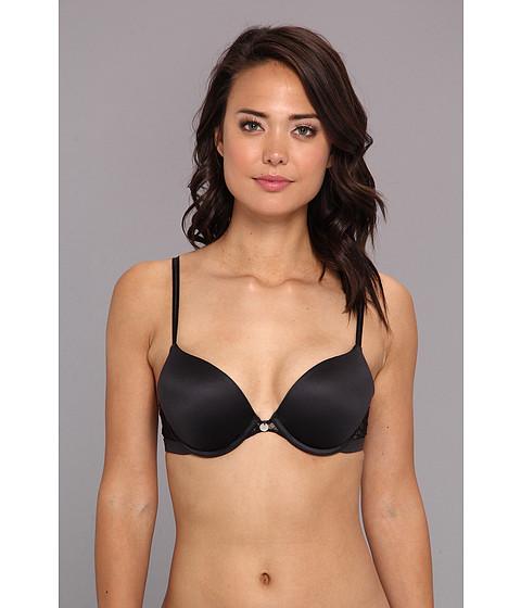 Imbracaminte Femei DKNY Signature Lace Maximizer T-Shirt Bra 453000 BlackPretty Nude
