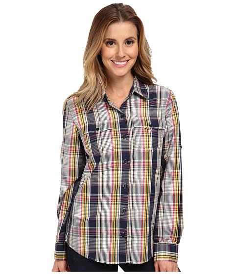 Imbracaminte Femei Patagonia LS Overcast Shirt Santa AnaNavy Blue