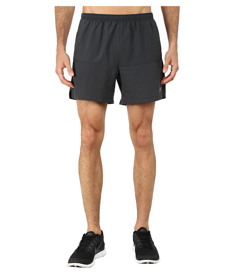 Imbracaminte Barbati Nike 5quot Distance Running Short AnthraciteAnthraciteReflective Silver