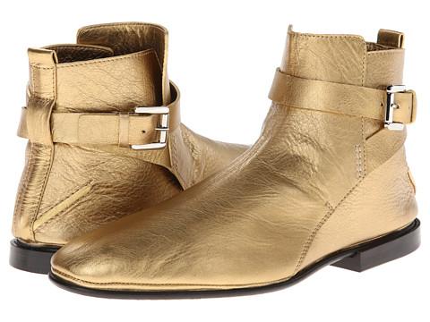 Incaltaminte Barbati Costume National Ankle Boot Gold