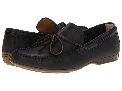 Incaltaminte Barbati Frye Lewis Tie Black Antique Pull Up