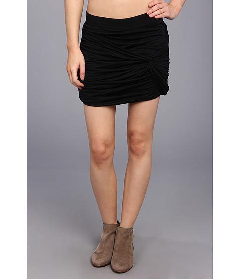 Imbracaminte Femei Free People Twistful Mini Skirt Black