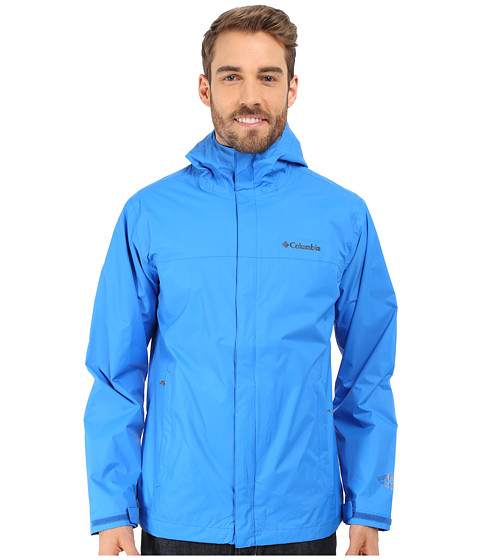 Imbracaminte Barbati Columbia Watertighttrade II Jacket Hyper BlueFuse Green