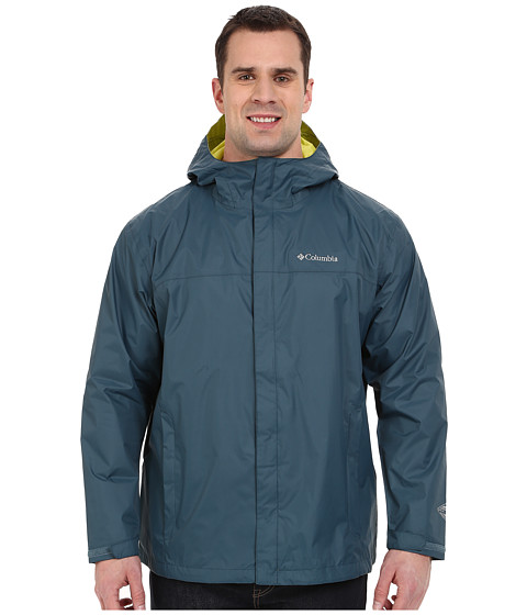 Imbracaminte Barbati Columbia Big amp Tall Watertighttrade II Jacket EverblueChartreuse
