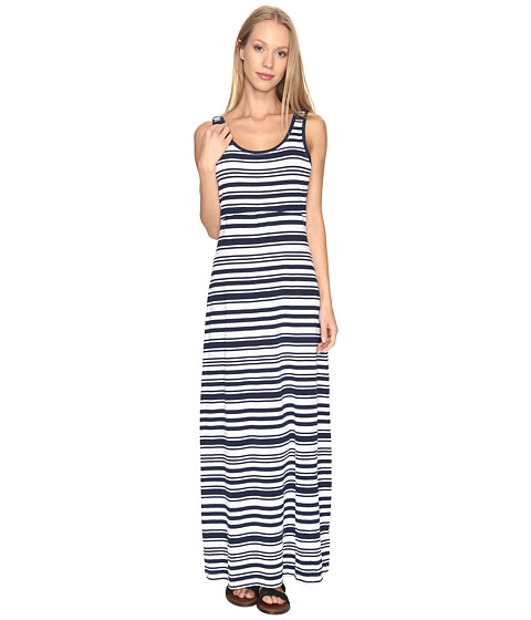 Imbracaminte Femei Columbia Reel Beautytrade II Maxi Dress Collegiate Navy Variegated