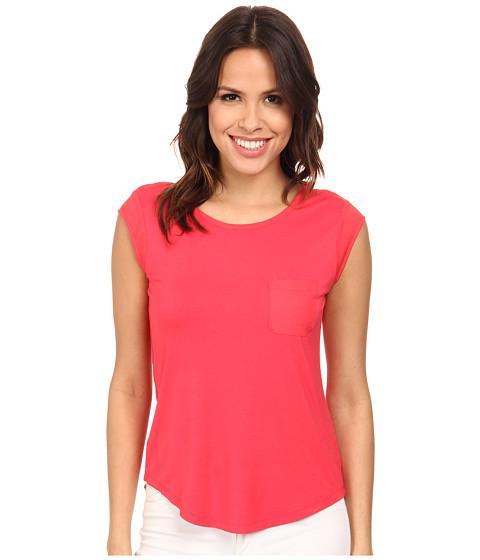 Imbracaminte Femei Calvin Klein T-Shirt w One-Pocket WatermelonPink