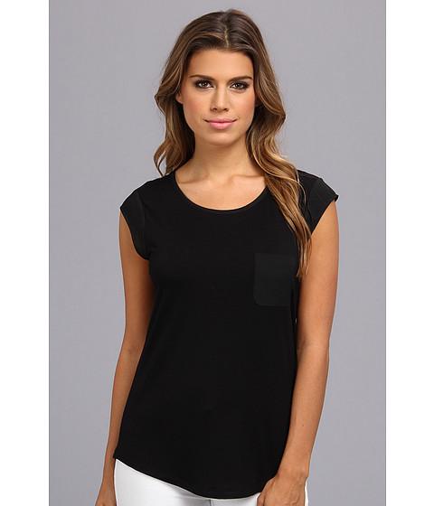Imbracaminte Femei Calvin Klein T-Shirt w One-Pocket Black