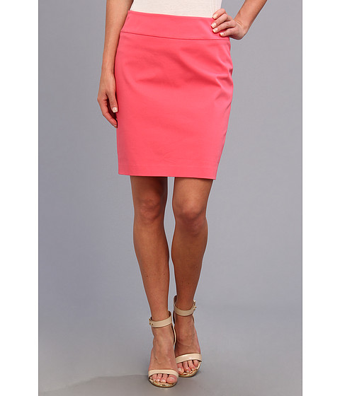 Imbracaminte Femei Christin Michaels Darla Pencil Skirt Salmon