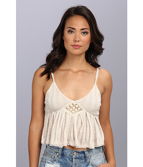 Imbracaminte Femei Free People Lace Romance Top Ballet Heather