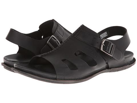 Incaltaminte Barbati Keen Alman Sandal Black