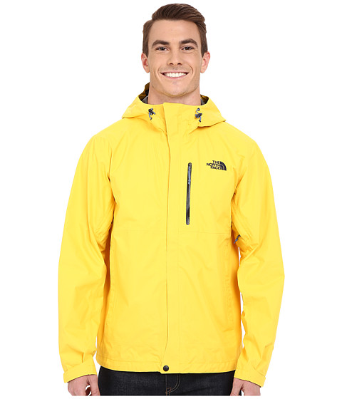 Imbracaminte Barbati The North Face Dryzzle Jacket Freesia Yellow