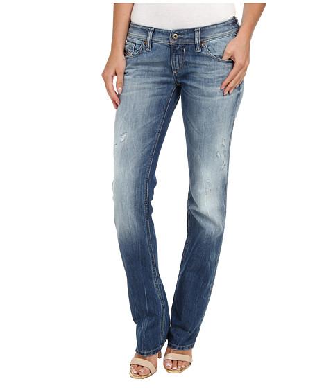 Imbracaminte Femei Diesel Lowky L32 Pants Blue