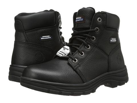 Incaltaminte Barbati SKECHERS Workshire - Condor Black