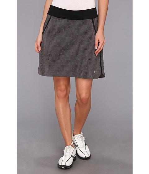 Imbracaminte Femei Nike Multi Dot Skort AnthraciteDark Base GreyBlackMetallic Silver