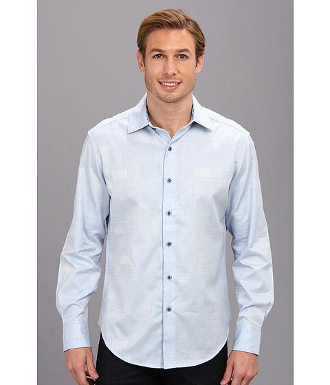 Imbracaminte Barbati Robert Graham Luciano Tailored LS Woven Shirt French Blue