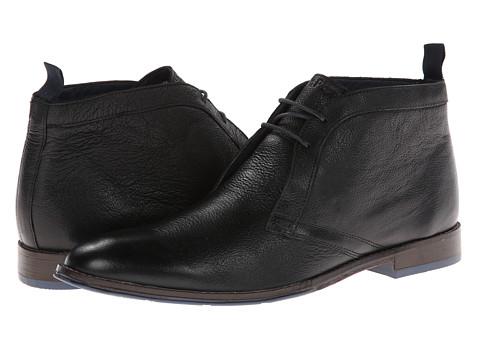 Incaltaminte Barbati Hush Puppies Style Chukka PL Black Leather