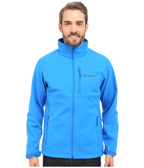 Imbracaminte Barbati Columbia Ascendertrade Softshell Jacket Hyper Blue
