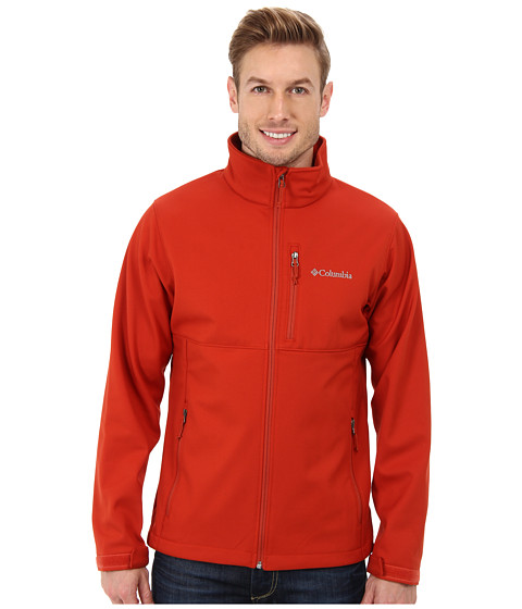 Imbracaminte Barbati Columbia Ascendertrade Softshell Jacket Flame
