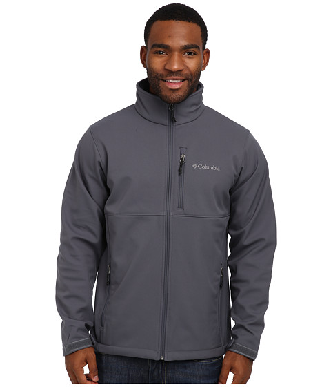 Imbracaminte Barbati Columbia Ascendertrade Softshell Jacket Graphite