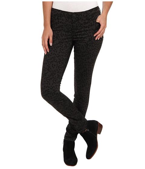 Imbracaminte Femei Hurley 81 Skinny Twill Legging Black Leopard