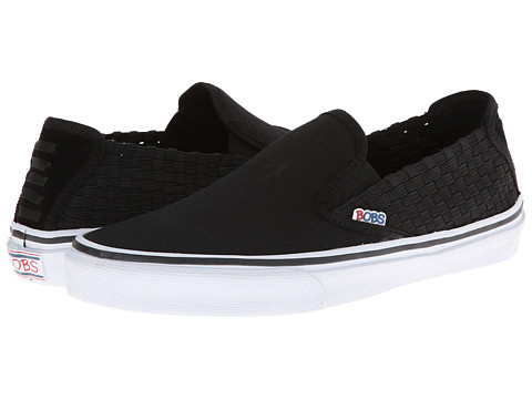 Incaltaminte Femei SKECHERS The Menace - Flexor Black
