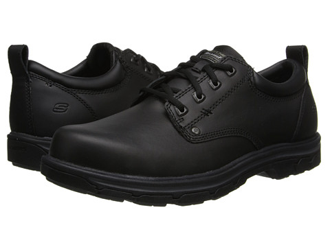 Incaltaminte Barbati SKECHERS Segment Relaxed Fit Oxford Black
