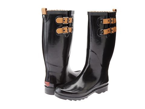 Incaltaminte Femei Chooka Top Solid Rain Boot Black