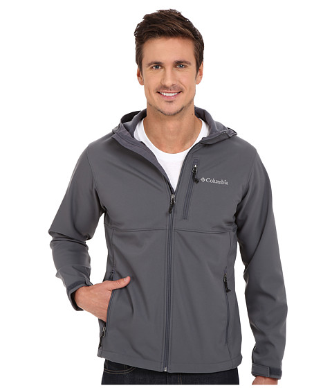 Imbracaminte Barbati Columbia Ascendertrade Hooded Softshell Jacket Graphite