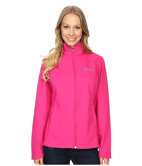 Imbracaminte Femei Columbia Kruser Ridgetrade Softshell Haute Pink