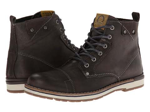 Incaltaminte Barbati Type Z Maltby Grey Leather