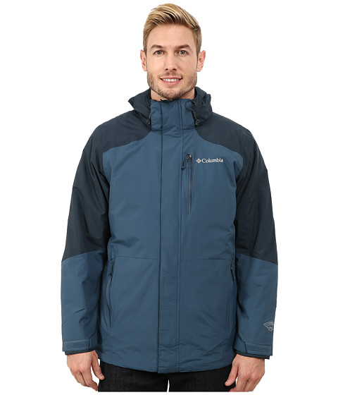 Imbracaminte Barbati Columbia Element Blockertrade Interchange Jacket Everblue Night Shadow