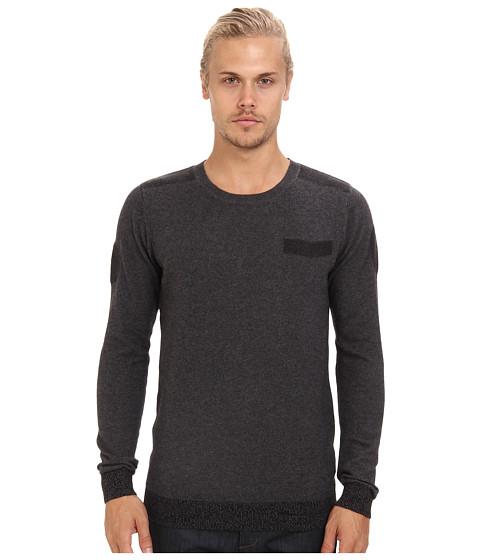 Imbracaminte Barbati Diesel K-Ane Sweater CharcoalGrey