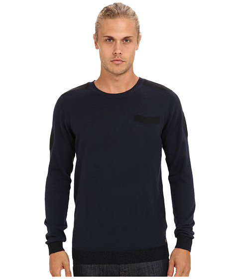 Imbracaminte Barbati Diesel K-Ane Sweater MidnightBlue