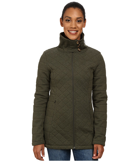 Imbracaminte Femei The North Face Caroluna Jacket Forest Night Green Heather