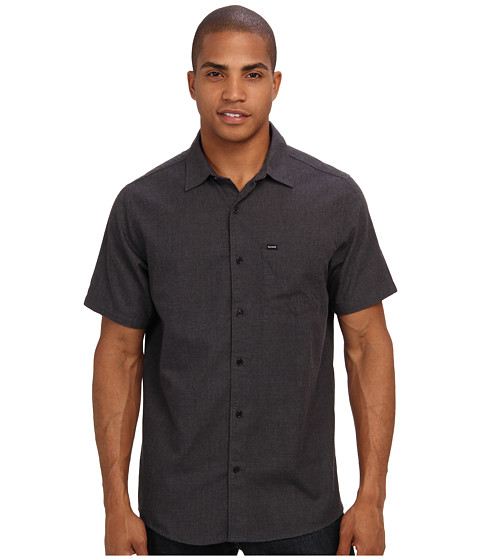 Imbracaminte Barbati Hurley One And Only 20 SS Woven Black