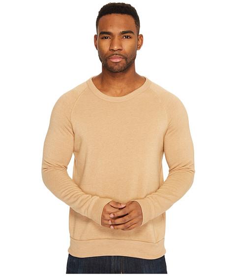 Imbracaminte Barbati Alternative Apparel Champ Eco Fleece Sweatshirt Eco True Camel