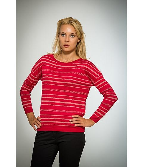 Imbracaminte Femei Be You Pulover rosu pentru femei Multicolor
